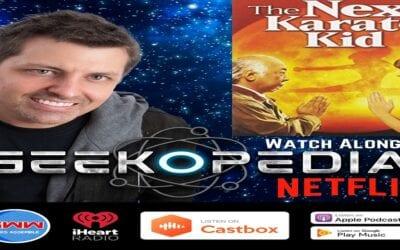 GeekOPedia: The Next Karate Kid