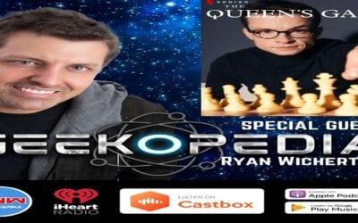 GeekOPedia: Queen's Gambit's Ryan Wichert (Pt.1)