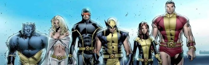 The X-Men Are Gearing Up for The MCU