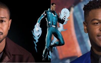 Captain Marvel 2 is Looking to Cast a Micheal b. Jordan/John Boyega type