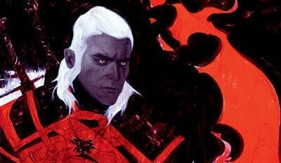 THE WITCHER: FADING MEMORIES #4  (REVIEW)