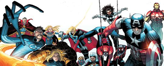 John romita Jr. Returns to Marvel Comics