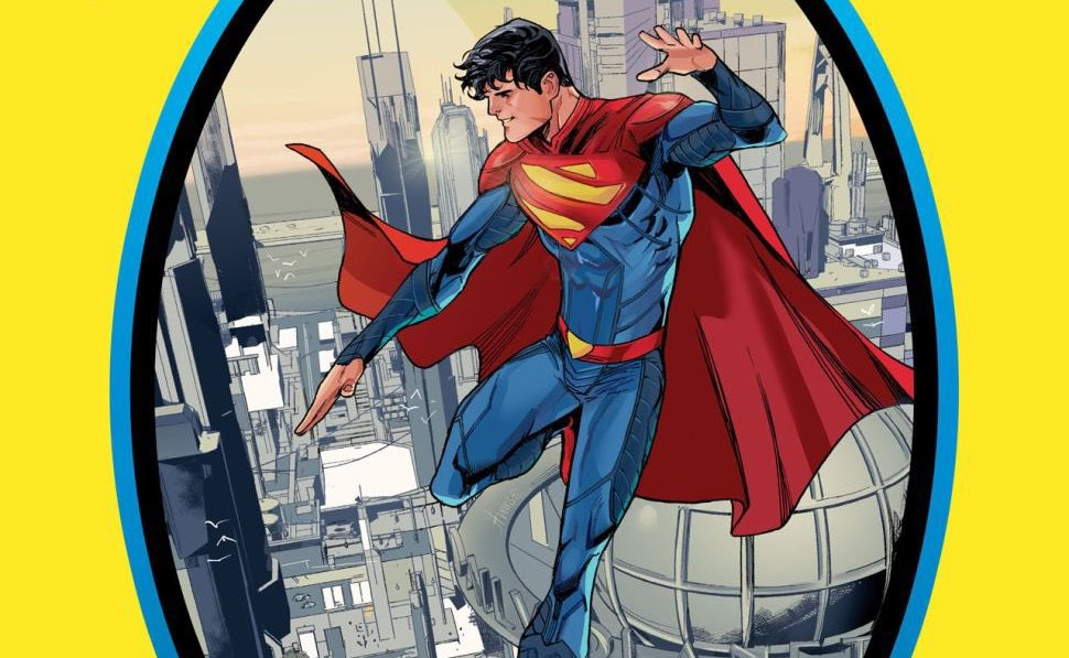 DC Comics announces big change with Superman, a Shazam! miniseries and an eight-issue Booster Gold-Blue Beetle run
