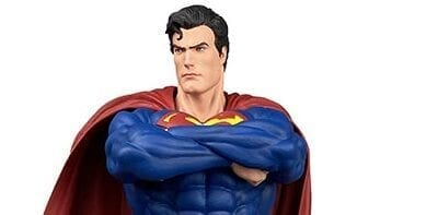 Diamond Select Offers Superman and LOTR figures