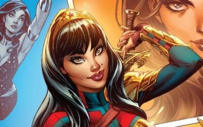 DC Comics Offers a First Look At Joelle Jones' Wonder Girl #1