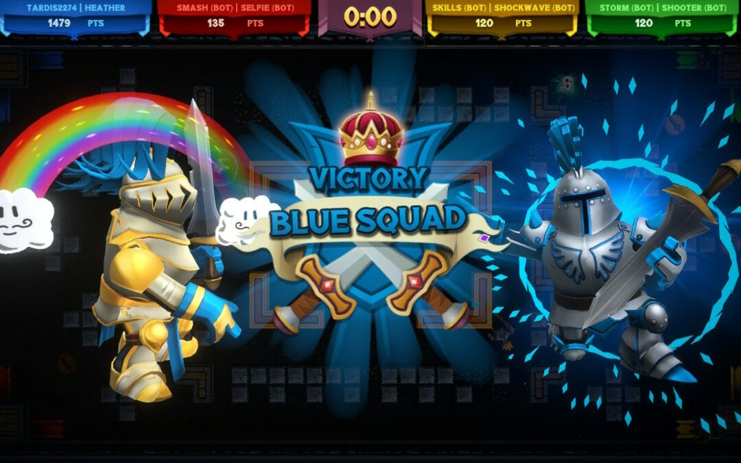 Knight Squad 2 (Review)