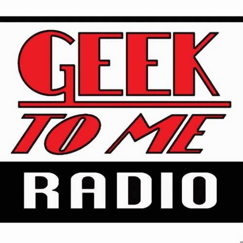 Geek to me Radio logo