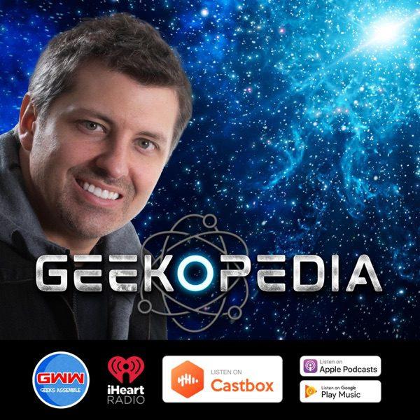 GeekOPedia podcast cover photo