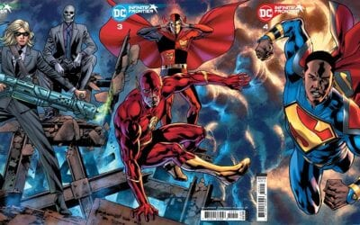 Everything You Need To Know About DC's Infinite Frontier