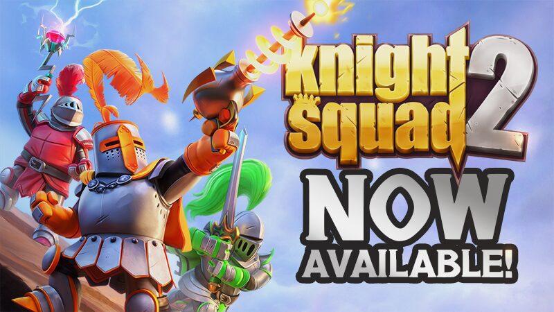 Knight Squad 2 Announcement