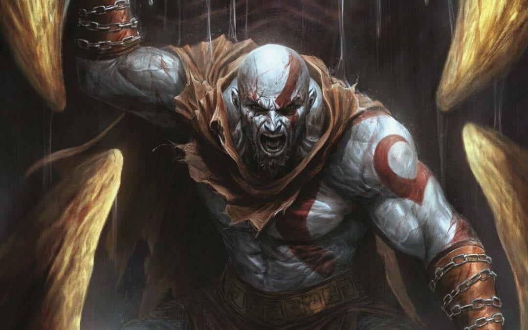God of War: Fallen God # 3 (REVIEW)