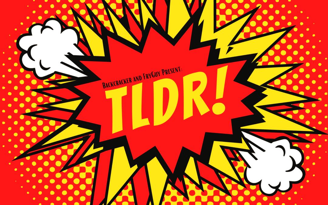 TLDR #35: Crossover / Punisher Soviet