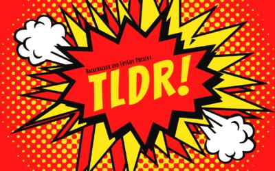 TLDR #47: Gideon Falls & Y: The Last Man