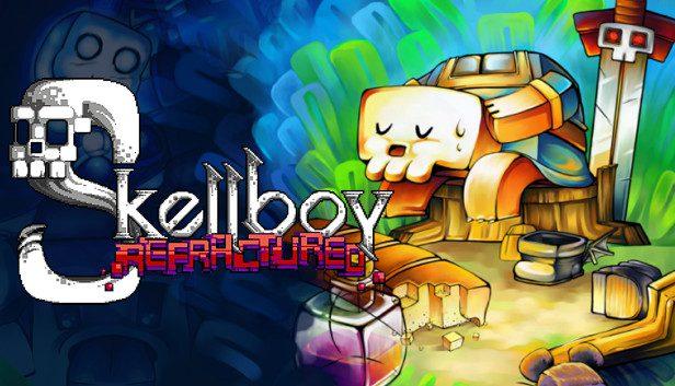 Skellboy Refractured Header