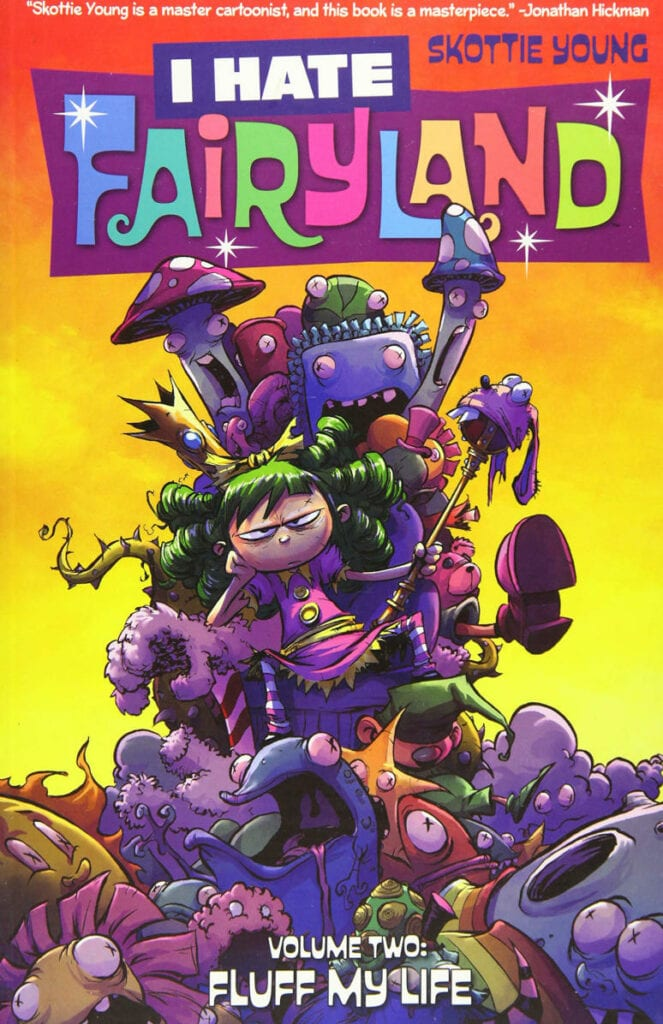 I Hate Fairyland Volume 2 Cover