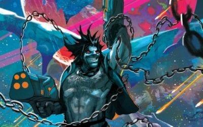 Crush & Lobo #1 (REVIEW)