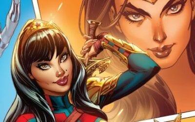 Wonder Girl #1 (Review)