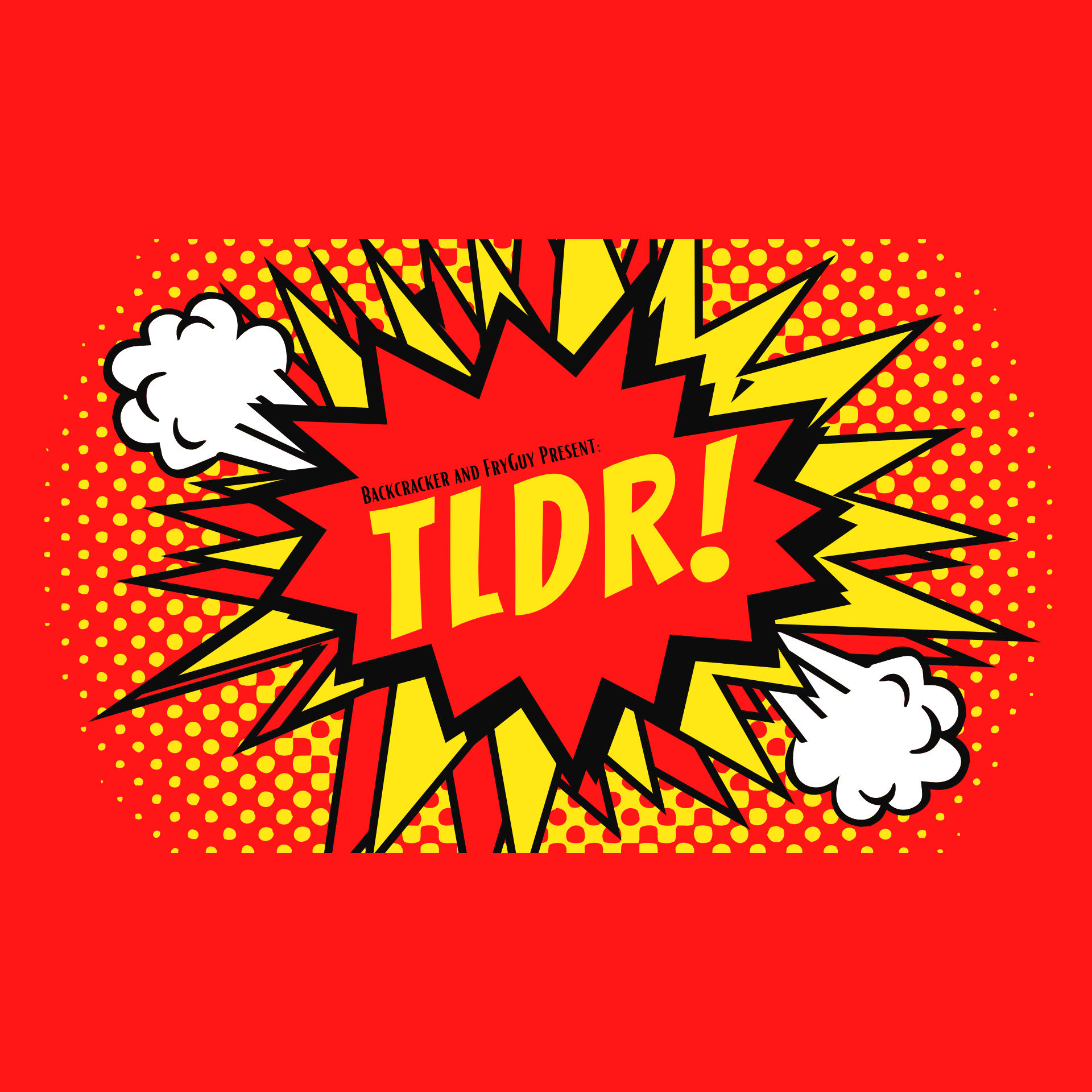 tldr podcast about comics