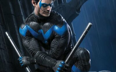 Nightwing #81 (REVIEW)