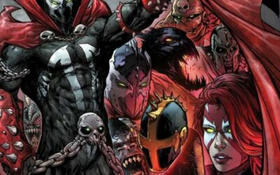 Spawn's Universe #1 (REVIEW)