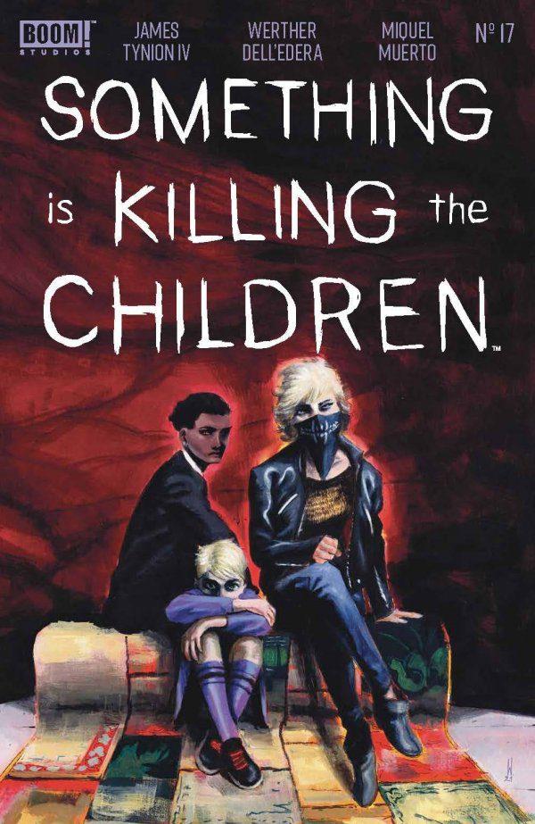 Something Is Killing The Children #17 Cover