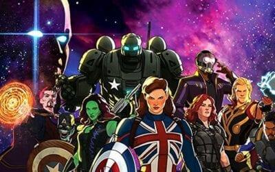 Marvel Studios Announces ANIMATION STUDIO!