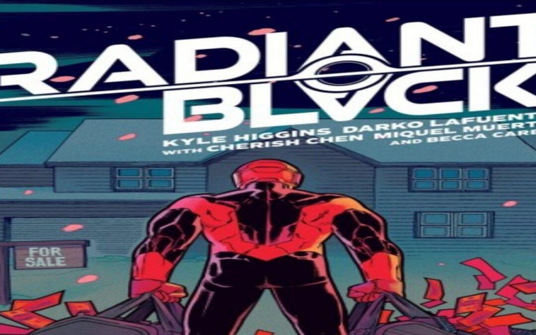RADIANT BLACK # 6 (REVIEW)