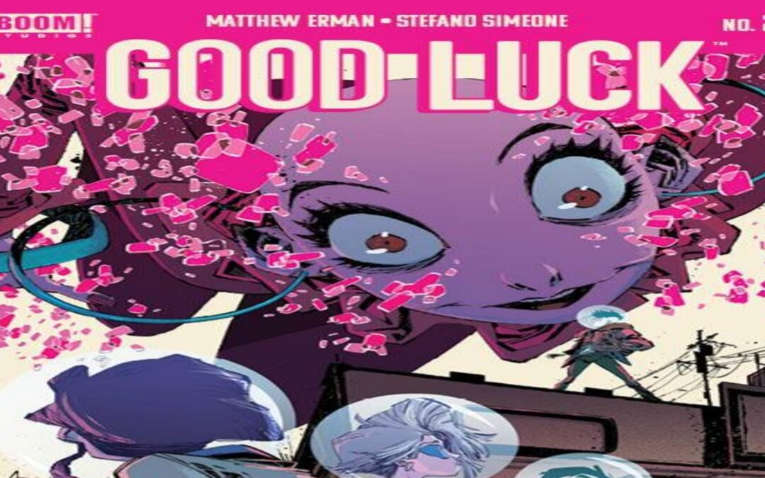 GOOD LUCK # 2 (REVIEW)
