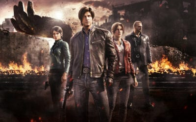 Resident Evil: Infinite Darkness (Review)