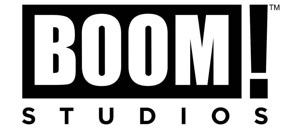 Logo For BOOM Studios