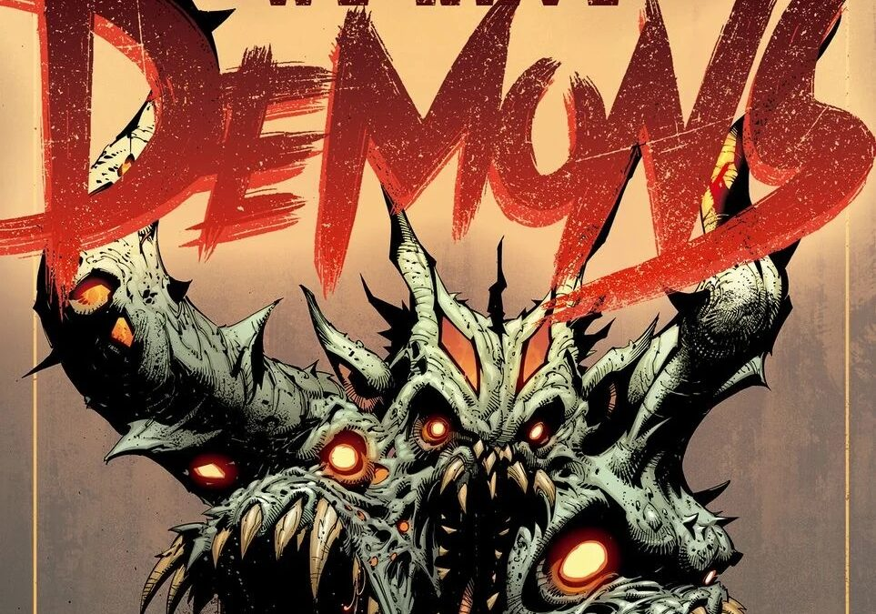 Scott Snyder announces new titles with Greg Capullo, Jock and more