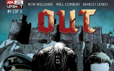 """AWA Studios announces new WWII horror series """"OUT"""""""