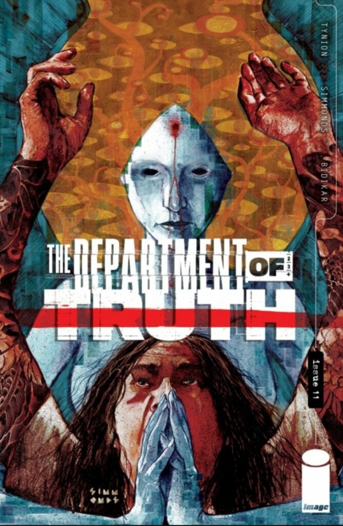 Cover Department of Truth # 11