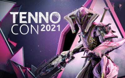 Live Warframe The New War gameplay reveal at TennoCon 2021