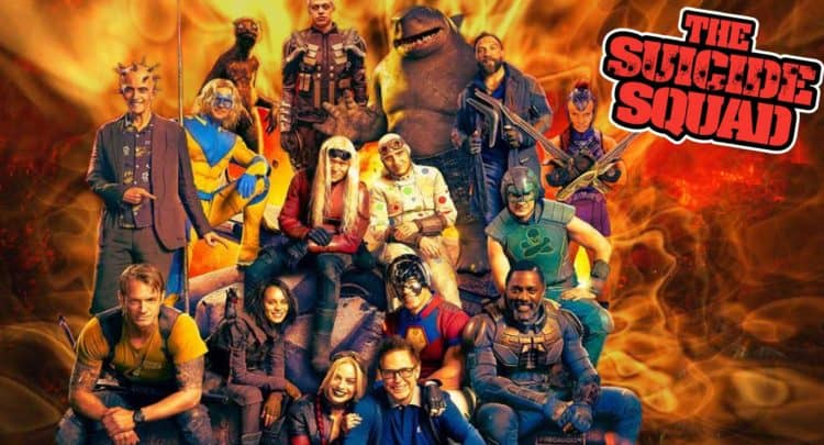 The Suicide Squad| DC Films| Warner Brothers Pictures| James Gunn