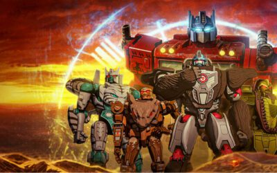 Transformers: War for Cybertron: Kingdom (Review)