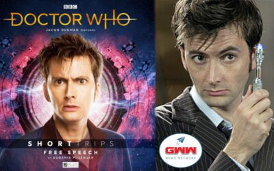 Doctor Who – Short Trips: Free Speech by Big Finish (Review)