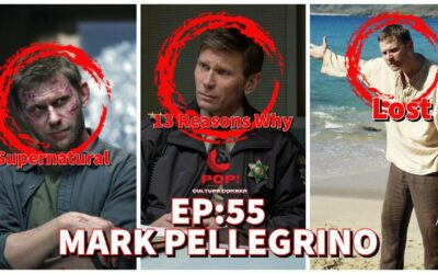 An Interview With Actor Mark Pellegrino(Supernatural, Lost, 13 Reasons why)