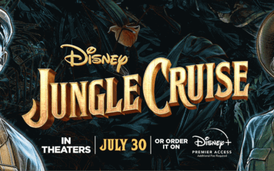 Jungle Cruise (REVIEW)