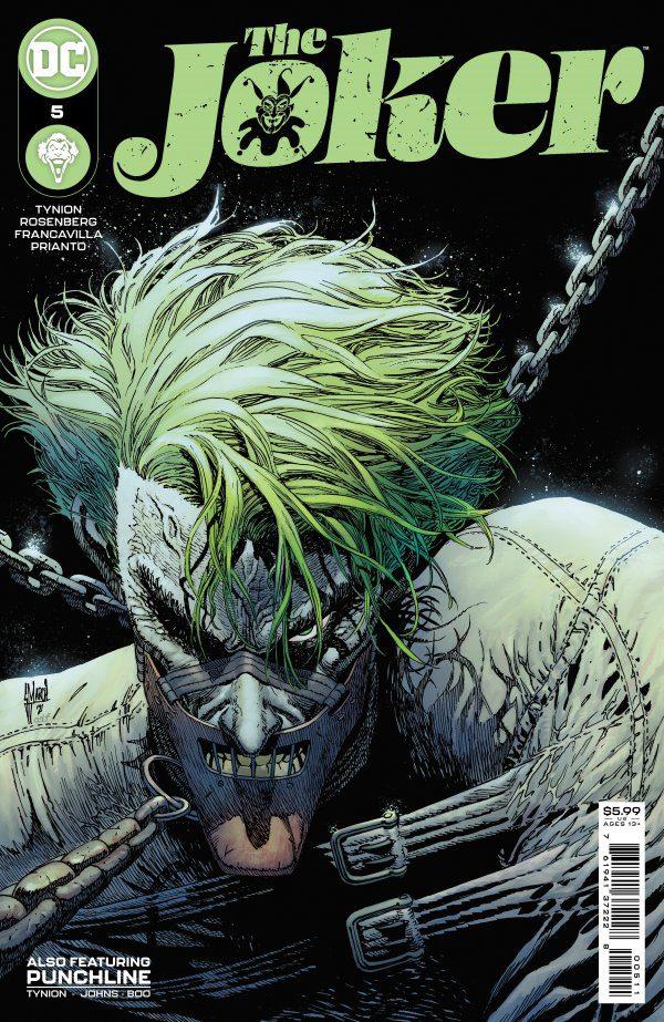 The Joker #5 Cover