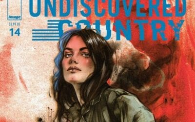 Undiscovered Country #14 (REVIEW)