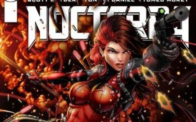 Nocterra #5 (REVIEW)