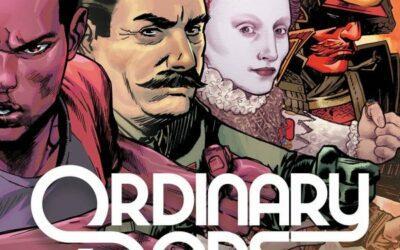 Ordinary Gods #1 (REVIEW)