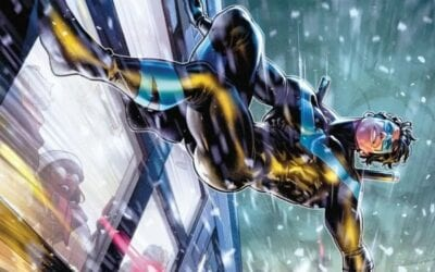 Nightwing #82 (REVIEW)