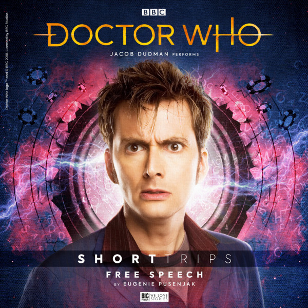 Free Speech by Big Finish Cover Art