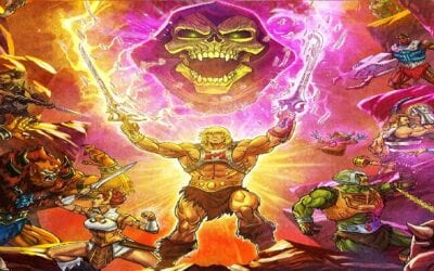 Master of the Universe: Revelation Part 1 (Review)