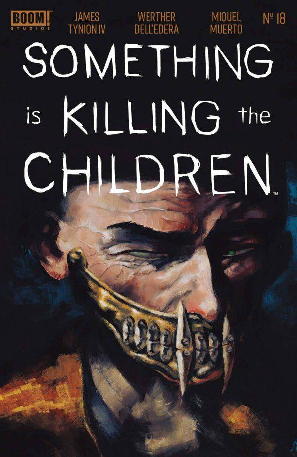 Something Is Killing The Children #18 Main Cover