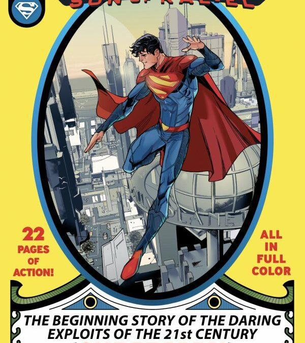 Superman son of kal-el #1 (review)