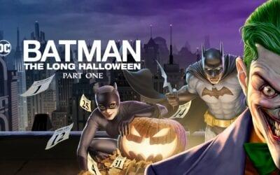 Batman The Long Halloween: Part 1 (REVIEW)