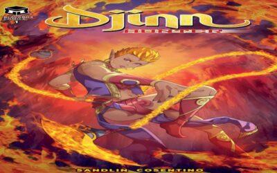 DJINN HUNTER # 1 (REVIEW)